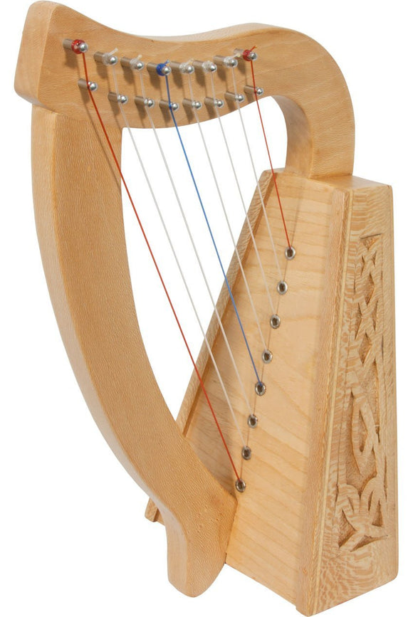 Harps Roosebeck Lily Harp'Ñ¢ 8-String, Lacewood