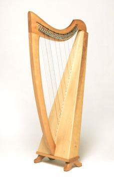 Harps Sierra 30 Harp with Full Levers