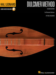 HAL LEONARD DULCIMER METHOD – 2ND EDITION