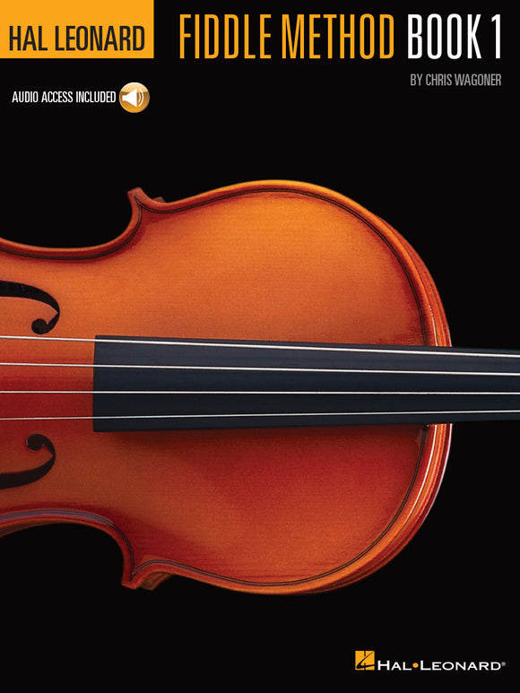 Hal Leonard Fiddle Method Book 1