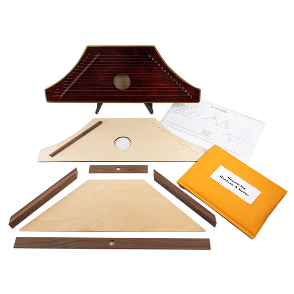 Hognose Psaltery Kit