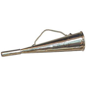 "Horns Straight Fog Horn, 10"" L., with reed"