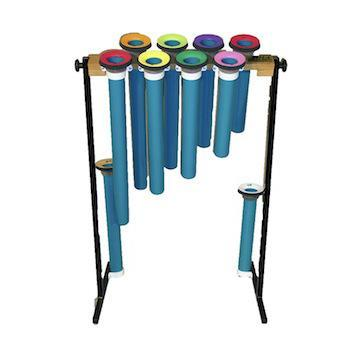 Joia Tubes Joia Tubes - Orff Alto: One Octave C-C F# Bb with mallets