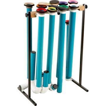 Joia Tubes Joia Tubes - Orff Bass: One Octave C-C, F#, Bb, w/mallets