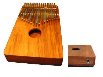 Kalimbas & Sansulas Treble Kalimba with Pickup