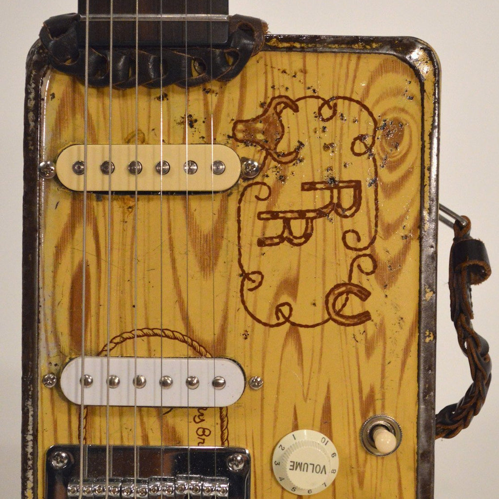 Lunch Box Electric Guitar - Roy Rogers