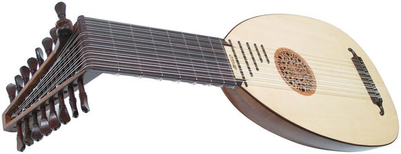 Lutes 9 course Lute