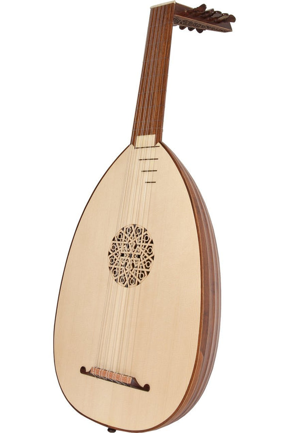 Lutes Roosebeck Deluxe 6-Course Lute Sheesham