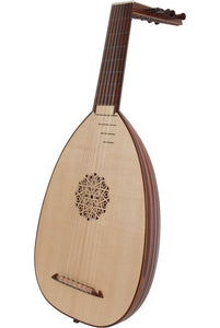 Lutes Roosebeck Deluxe 7-Course Lute Sheesham