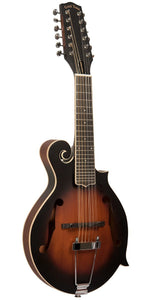 Mandolins Gold Tone F12 12-string F-style Mando-Guitar with Pickup and Case