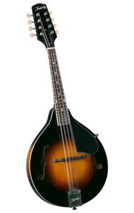 Mandolins Kentucky KM-140 Standard A-model Mandolin – Sunburst