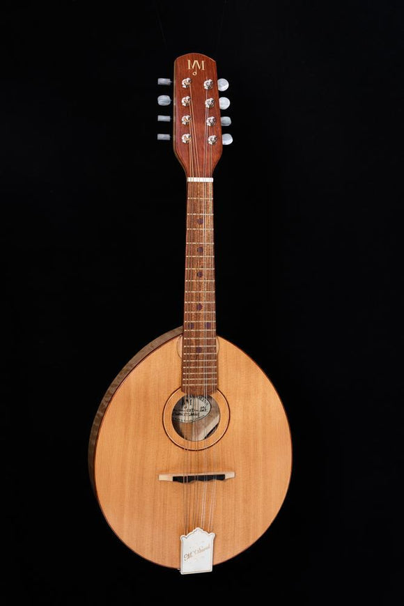 Mandolins M. David Mandolins - Red Maple 0017