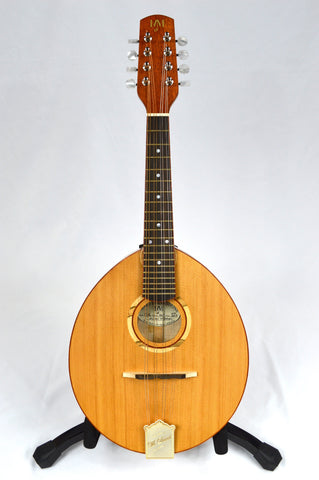 Mandolins M. David Mandolins - Red Maple 0019
