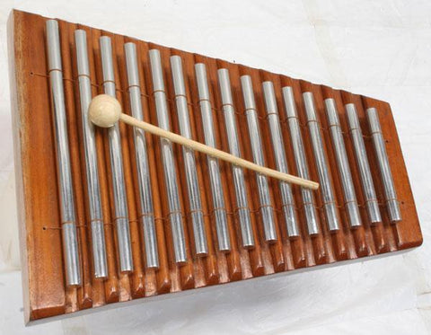 Marimbas & Xylophones 15 Note Vibrant Xylophone (was mar189) - tuning not directly in scale.Notes sound good though!