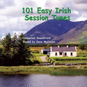 Media 101 Easy Irish Session Tunes Book. CD