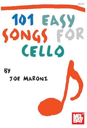 Media 101 Easy Songs for Cello