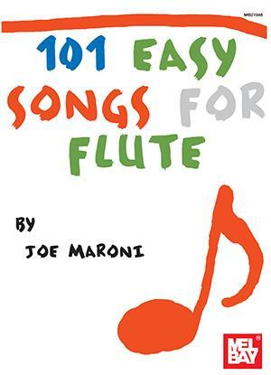 Media 101 Easy Songs for Flute