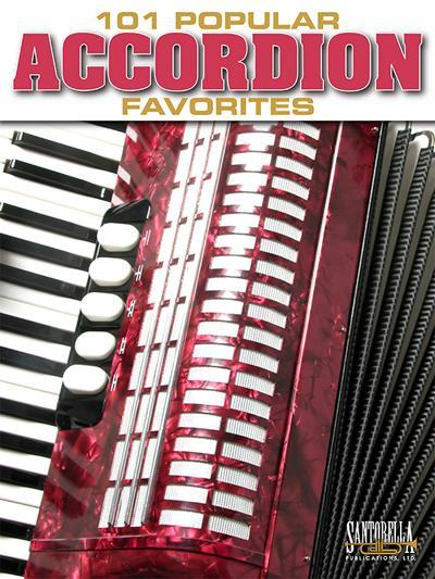 Media 101 Popular Accordion Favorites