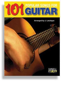 Media 101 Popular Songs for Guitar