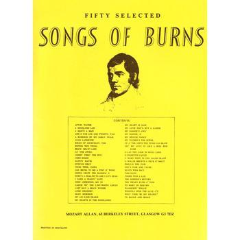 Media 50 Songs of Burns