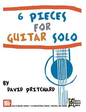 Media 6 Pieces For Guitar Solo