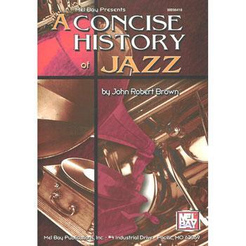 Media A Concise History of Jazz
