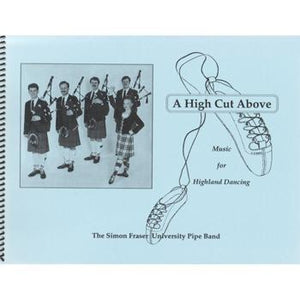 Media A High Cut Above - Music for Highland Dancing