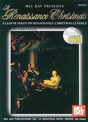 Media A Renaissance Christmas  Book/CD Set
