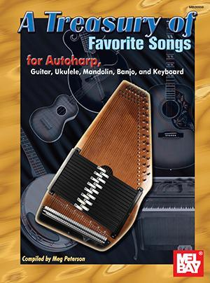 Media A Treasury of Favorite Songs for Autoharp