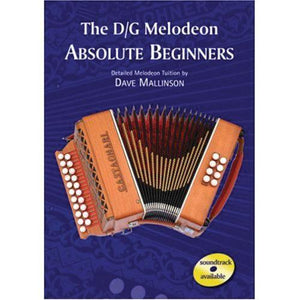 Media Absolute Beginners Book (Mally's Melodeon Methods)