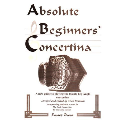 Media Absolute Beginners Concertina