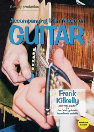 Media Accompanying Irish Music on Guitar Book & CD