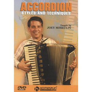 Media Accordion Styles and Techniques