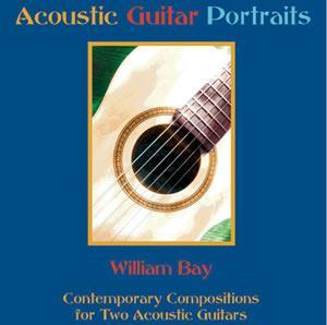 Media Acoustic Guitar Portraits CD
