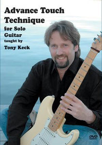 Media Advance Touch Technique for Solo Guitar  DVD
