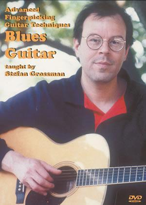 Media Advanced Fingerpicking Guitar Techniques/Blues Guitar  DVD