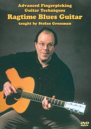 Media Advanced Fingerpicking Guitar Techniques  DVD