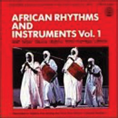 Media African Rhythms and Instruments Vol. 1