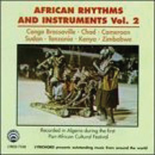 Media African Rhythms and Instruments Vol. 2