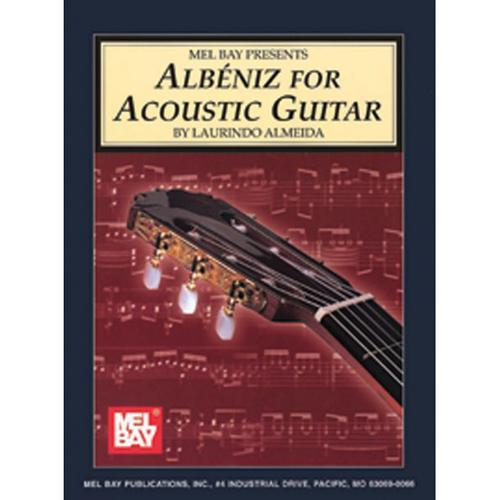 Media Albéniz for Acoustic Guitar
