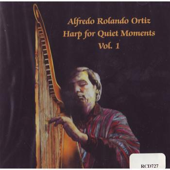 Media Alfredo Roland Ortiz - Harp for Quiet Moments Vol. 1