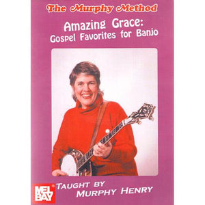 Media Amazing Grace: Gospel Favorites for Banjo