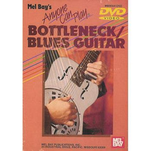 Media Anyone Can Play Bottleneck Blues Guitar DVD