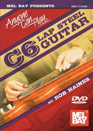 Media Anyone can Play C6 Lap Steel Guitar