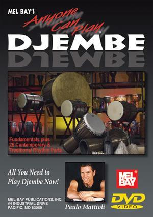 Media Anyone Can Play Djembe