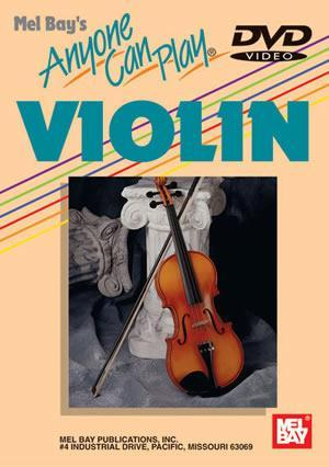 Media Anyone Can Play Violin DVD