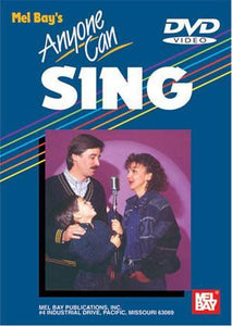 Media Anyone Can Sing DVD