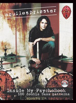 Media Aquiles Priester:  Inside my Psychobook, Book/CD Set