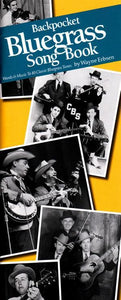 Media Backpocket Bluegrass Songbook