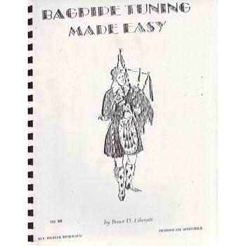 Media Bagpipe Tuning Manual